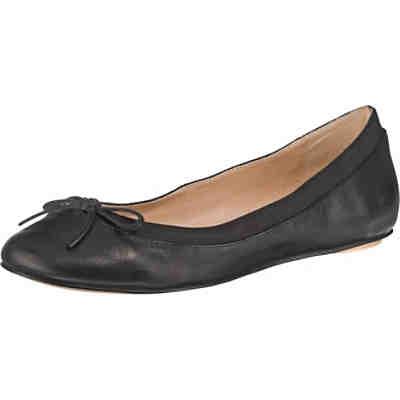 newest e47d3 20f5a BUFFALO, Annelie Klassische Ballerinas, schwarz Modell 1