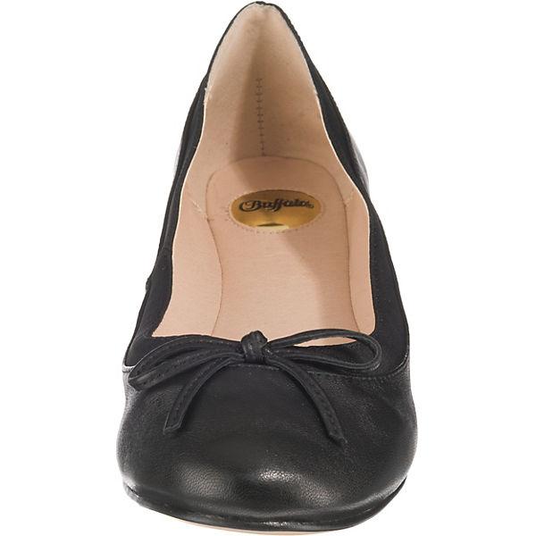 Annelie Modell Ballerinas Buffalo Klassische 1 Schwarz 6gY7bvfy