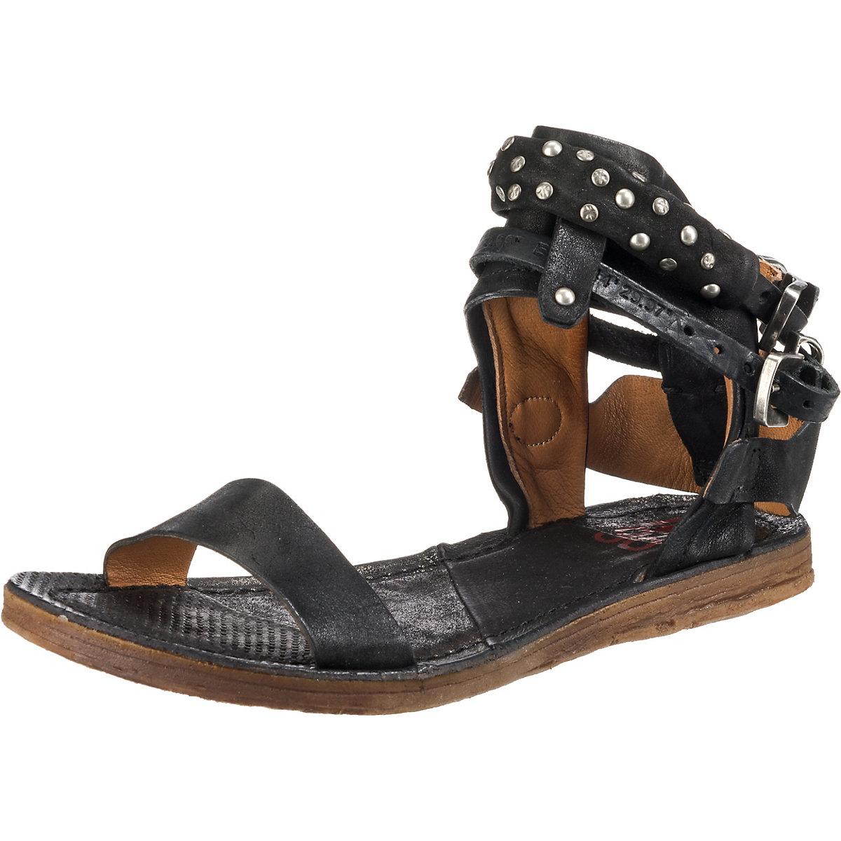 A.S.98, Klassische Sandalen, schwarz  Gute Qualität beliebte Schuhe