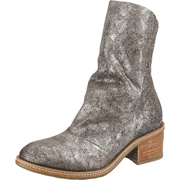 separation shoes 56e34 06305 A.S.98, Westernstiefeletten, silber
