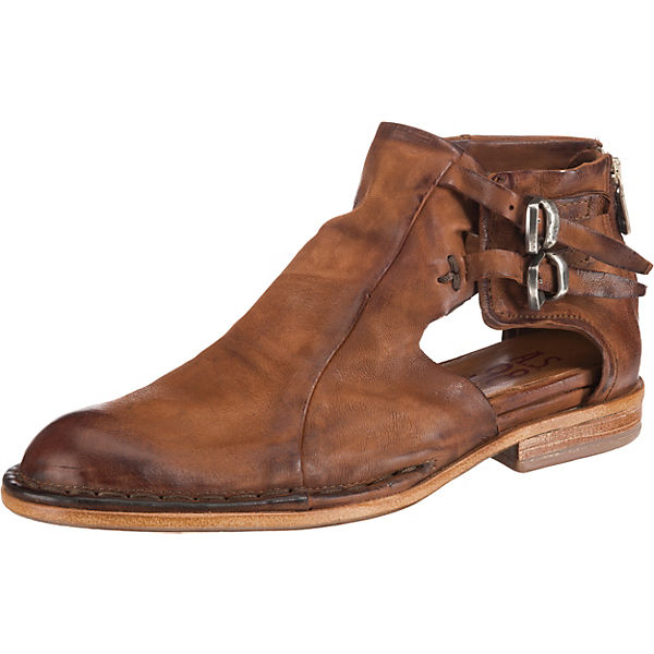 Cut Out-Stiefeletten