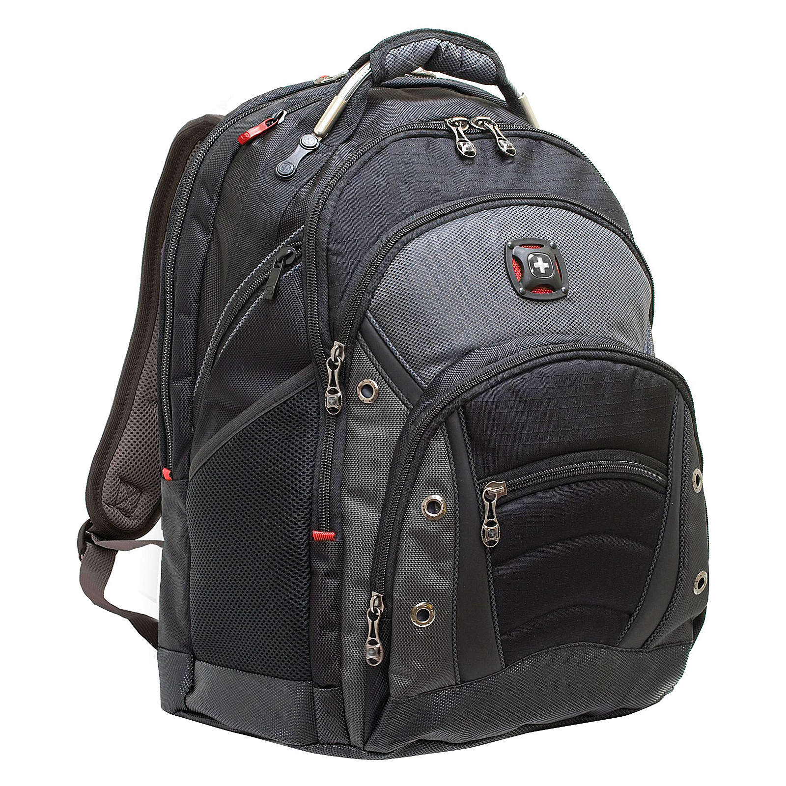 Wenger 600635 Synergy Comfortable Backpack 15.6 schwarz