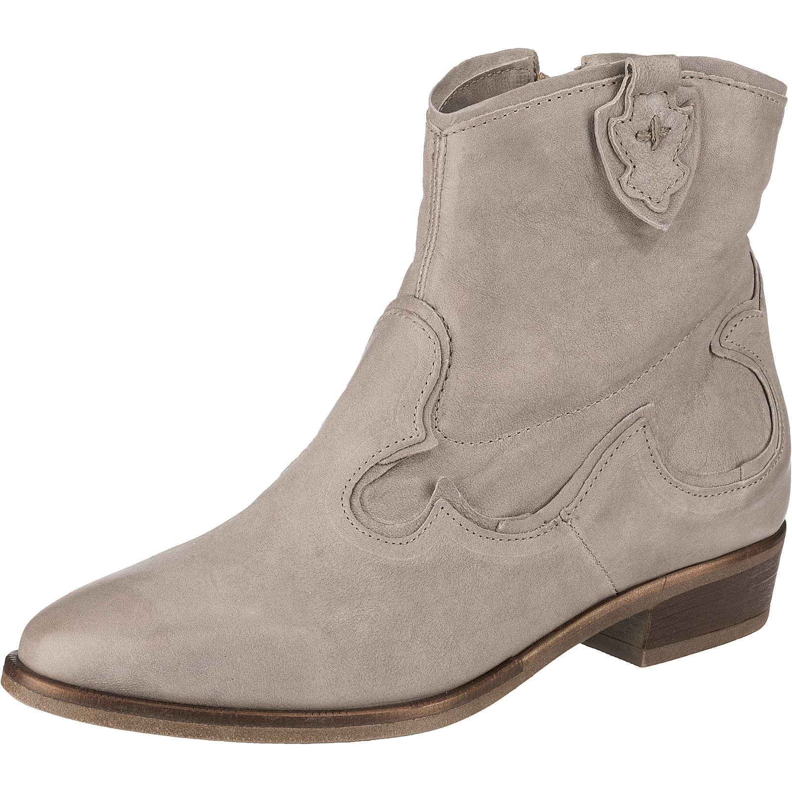 MJUS Biker Boots grau Damen Gr. 36