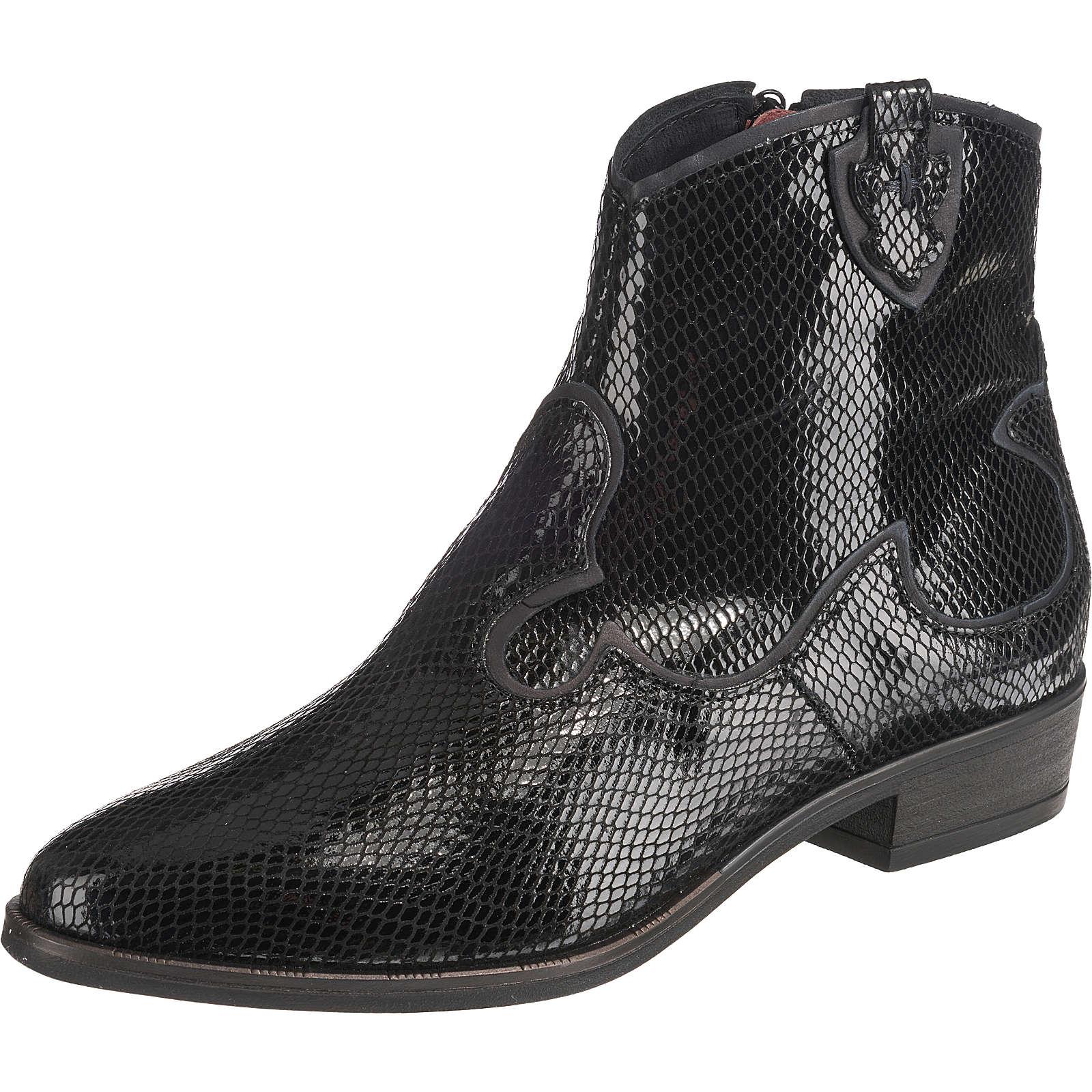 MJUS Biker Boots schwarz Damen Gr. 40
