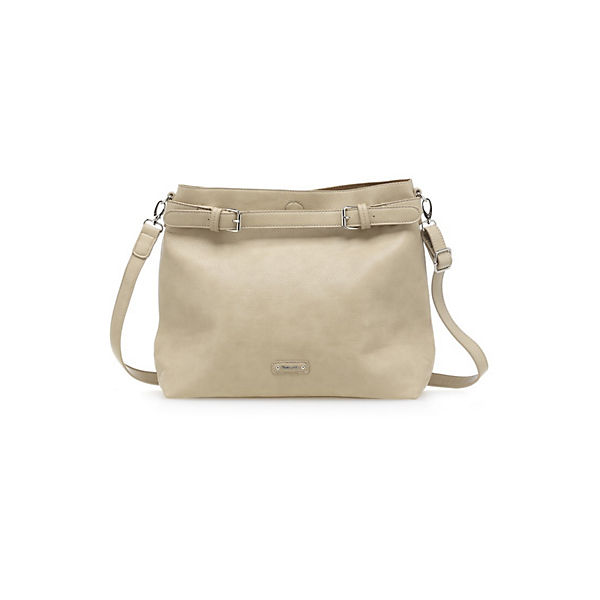 1123151 Tamaris Beige Lavinia Tasche Bucket Handtasche Sand Bag Umhängetaschen EDH9I2YW