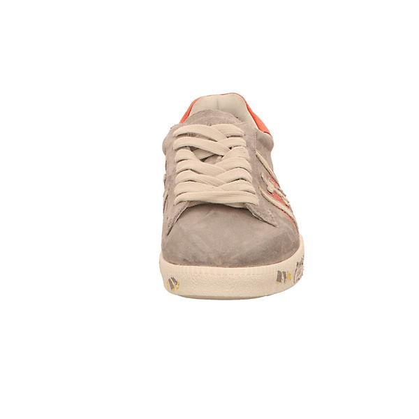 Primeata, Primeata, Primeata, Schnürschuhe grau, grau  Gute Qualität beliebte Schuhe d68f1f