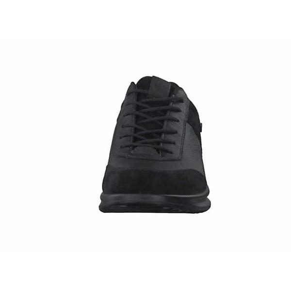 Ecco, Qualität Schnürschuhe schwarz, schwarz  Gute Qualität Ecco, beliebte Schuhe 63e216