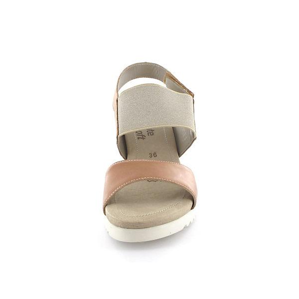 Remonte, Sandalen/Sandaletten braun, Gute braun  Gute braun, Qualität beliebte Schuhe 5219e6