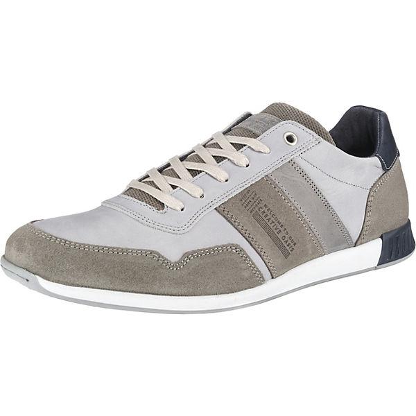 ec0365c0efc241 BULLBOXER, Sneakers Low, grau