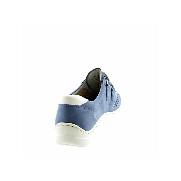 WALDLÄUFER, WALDLÄUFER, WALDLÄUFER, Slipper, blau  Gute Qualität beliebte Schuhe f7661f