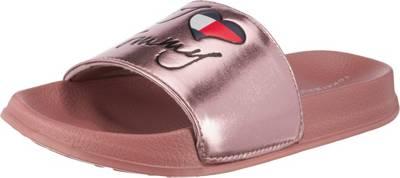 Schuhe VertrauenswüRdig Tommy Hilfiger Babyschuhe Baby Halbschuhe Klettverschluss Sandalen Sterne 18