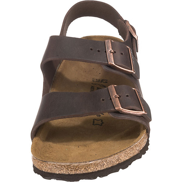 Milano Oiled Leather Leder Klassische Sandalen normal