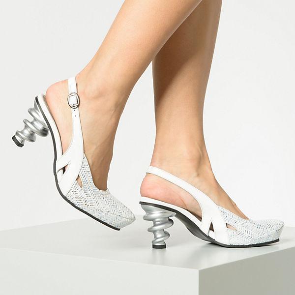Fm 10 Weiß Klassische Tiggers® Drea Sandaletten clKF1uJ3T5