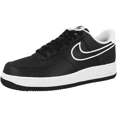Schuhe Air Force 1 '07 Leather Sneakers Low