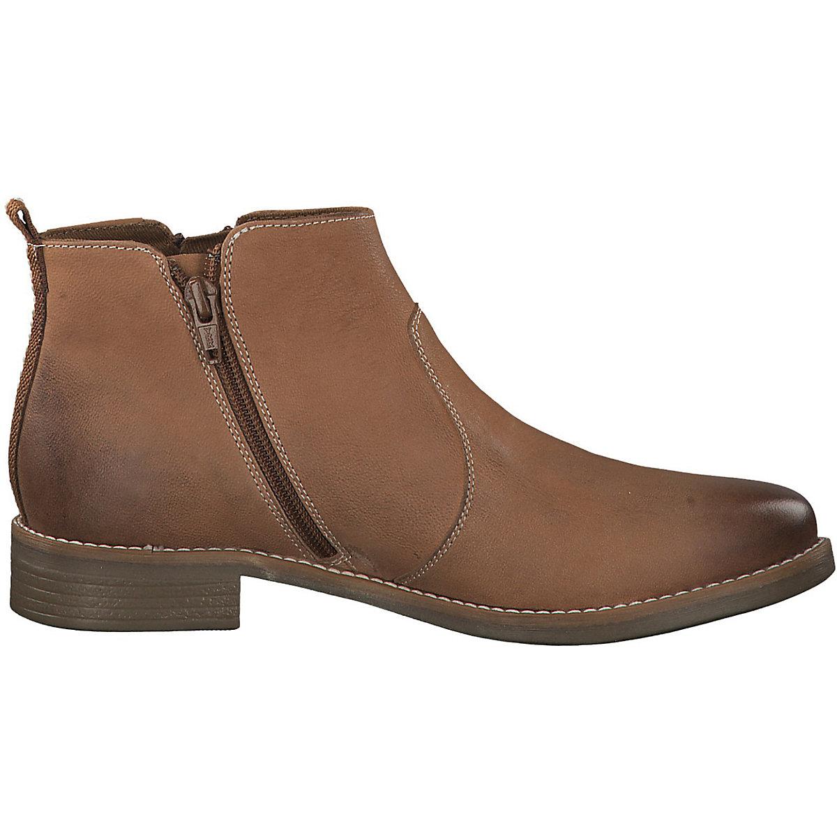 S.oliver, Chelsea Boots, Cognac