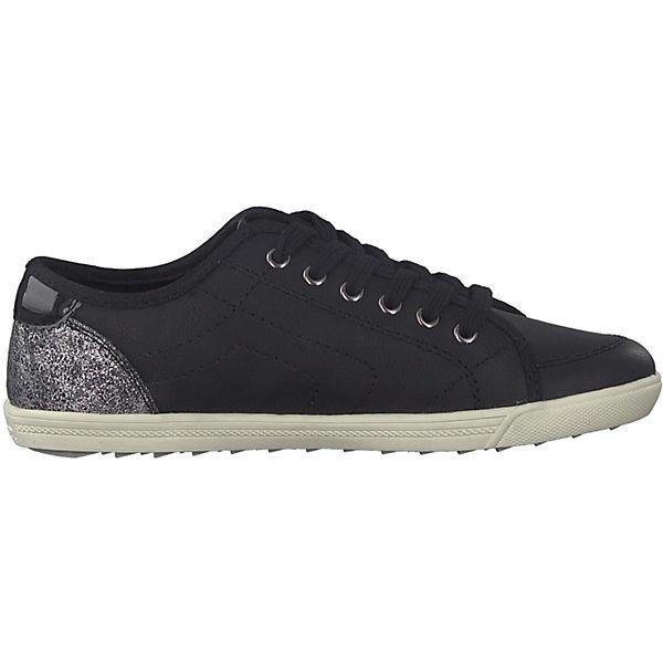 Low S Schwarz Sneakers Low Schwarz S S oliver oliver Sneakers Low Sneakers oliver dCthsrxQ