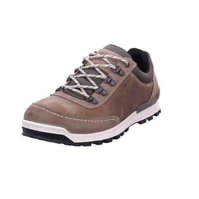 285314cc570f0d Ecco Herren Sneaker - Oregon - Glatt- und Veloursleder in braun -  826024 50825 ...