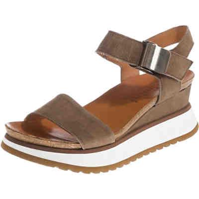 Sandaletten in grau günstig kaufen   mirapodo 48dd2cde27