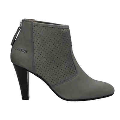 3752addd267686 ... Stiefeletten komood  310 Damen Nubukleder Sommer Schuh extremer Komfort  auf flexibler Sohle atmungsaktiv 2