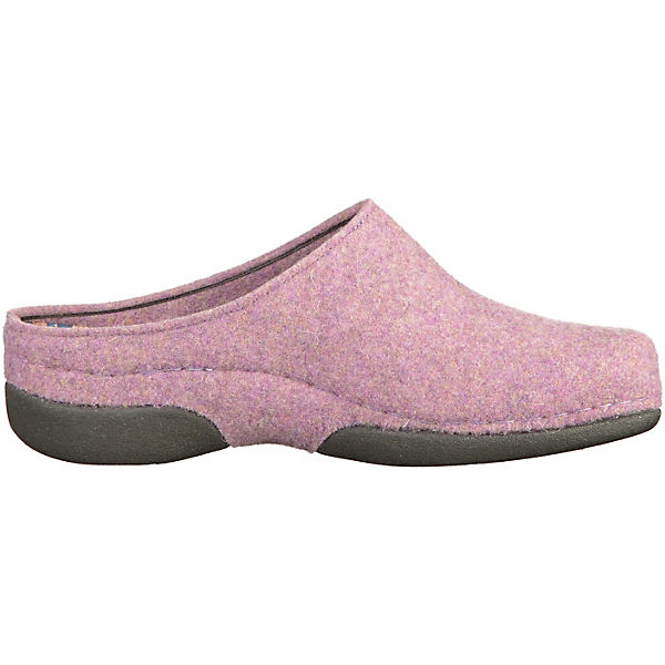 Berkemann, Pantoletten Pantoletten, rosa rosa rosa  Gute Qualität beliebte Schuhe a55b13