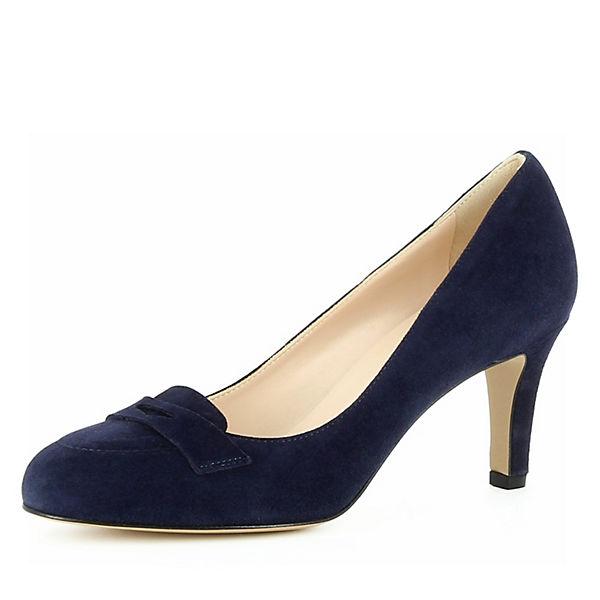 Evita Shoes, Damen Pumps BIANCA Klassische Pumps, dunkelblau   mirapodo 7d75e09eef