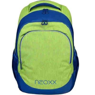 Schulrucksack Fly Lime o'clock (2020/2021)