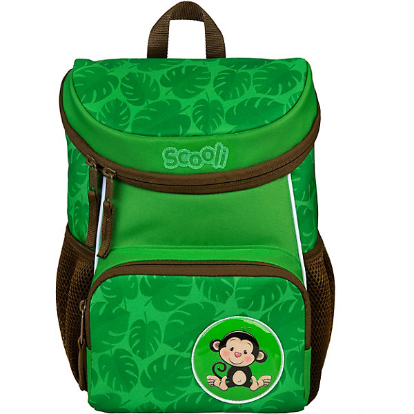 SCOOLI Kinderrucksack Mini-Me Max Monkey