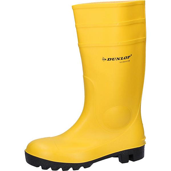 Dunlop Dunlop Gelb Protomastor Sicherheitsstiefel Arbeitsgummistiefel yvf7YgmIb6