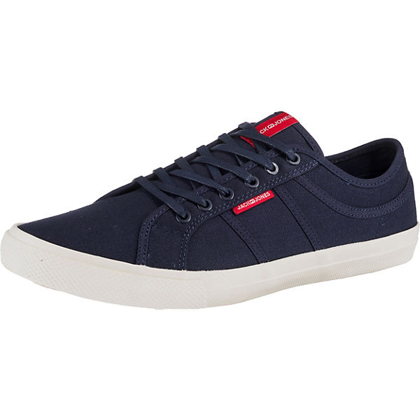 JFWROSS CANVAS NAVY BLAZER STS Sneakers Low