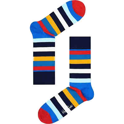 1er Pack Stripe Sock Socken