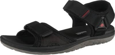Clarks, Step Beat Sun Klassische Sandalen, schwarz