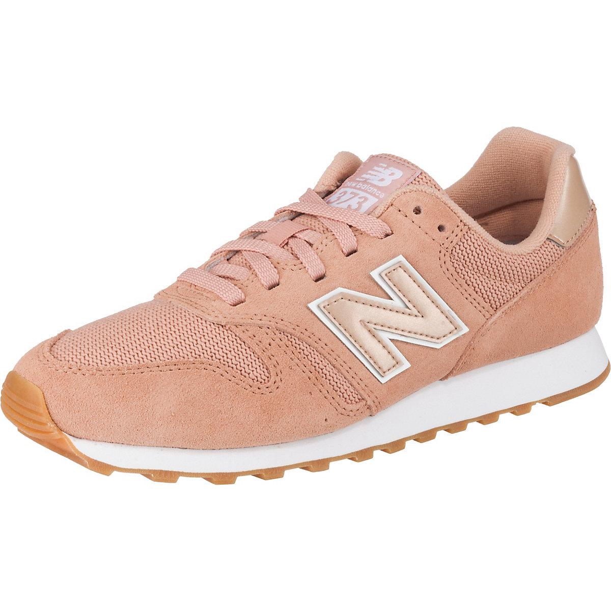 Pink NEW BALANCE Low sneakers WL373 DAMES - Omoda.com