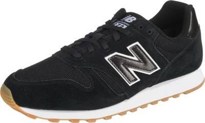 new balance, WL373 Sneakers Low, schwarz