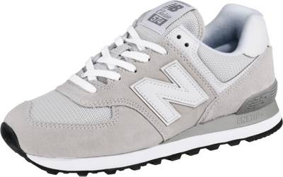 new balance, Wl574ew Sneakers Low, weiß-kombi
