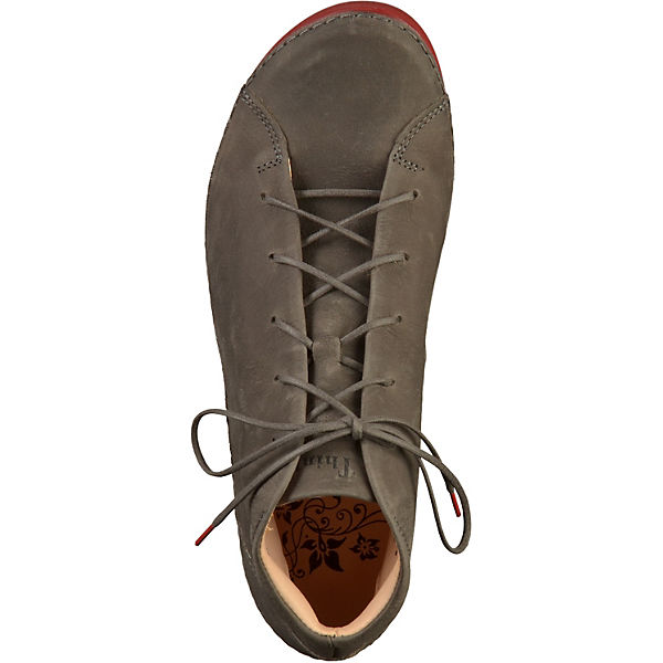 Think!,  Halbschuhe Schnürschuhe, grau  Think!, Gute Qualität beliebte Schuhe 0a6095