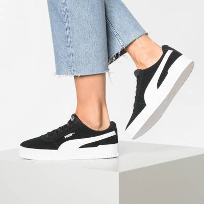 PUMA, Puma Smash Wns V2 Sd Sneakers Low, schwarz