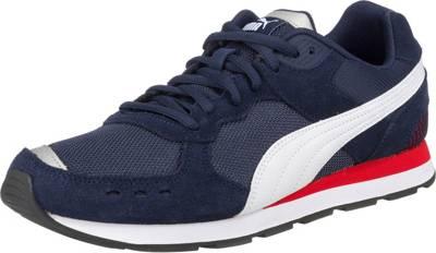 PUMA, Vista Sneakers Low, dunkelblau