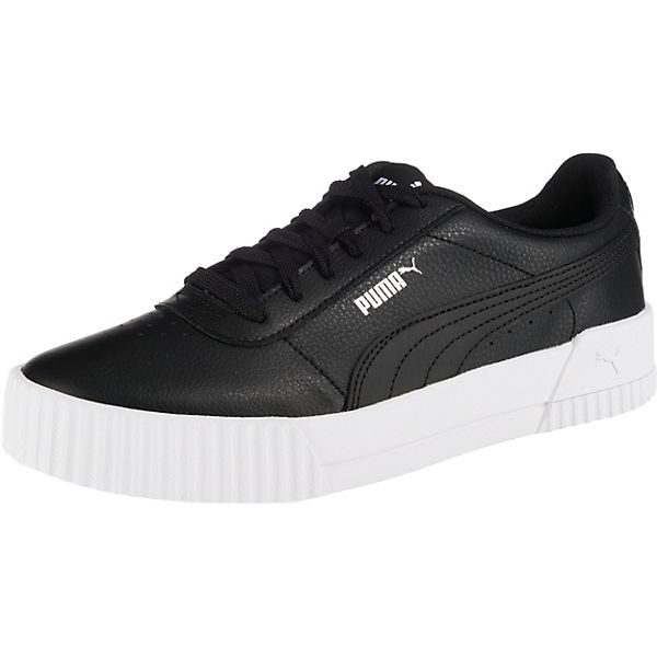 amazing price outlet store sale quality design PUMA, Carina L Sneakers Low, schwarz