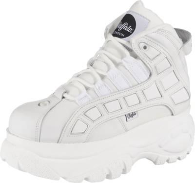 Großer Rabatt BUFFALO LONDON 1533068 Sneakers Low Weiß