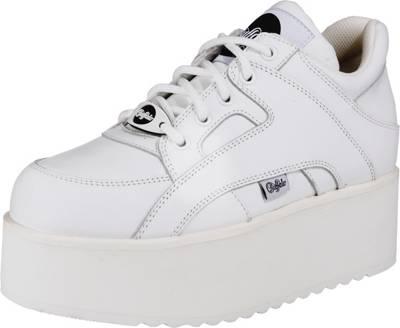 Buffalo London, 1533068 Sneakers Low, weiß