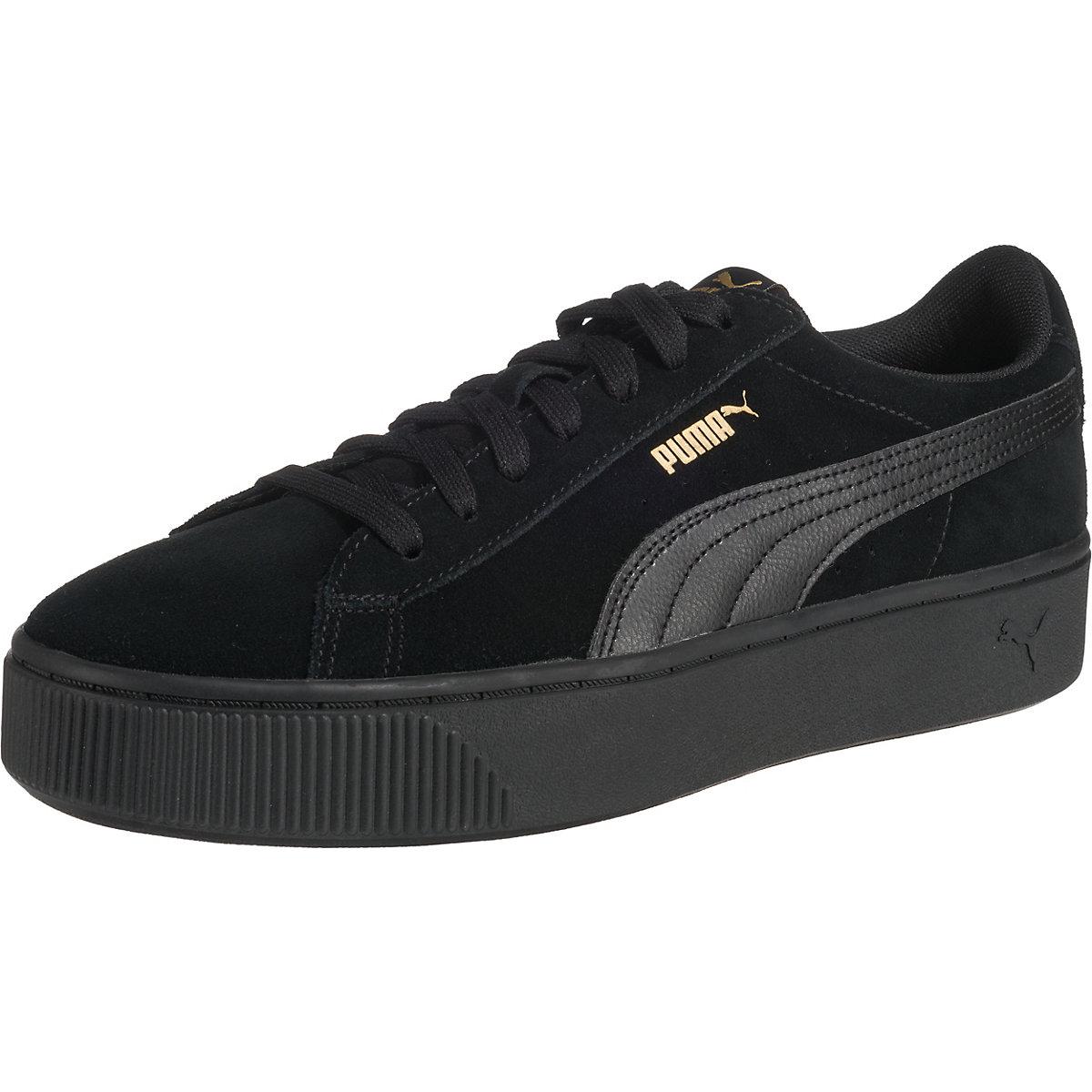 ,   Vikky Stacked SD Turnschuhe Low, schwarz  Gute Qualität beliebte Schuhe
