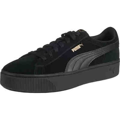 25910a4a2c8435 Puma Vikky Stacked SD Sneakers Low ...