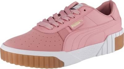 Puma Cali Nubuck Sneaker rose rosa Gr. 41