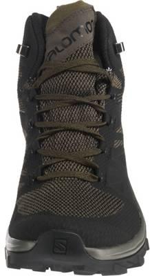 Details zu SALOMON Outline Mid Gore Tex Outdoorstiefel Wanderstiefel Schuhe Boots Herren
