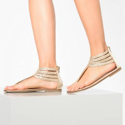 BULLBOXER, T Steg Sandalen, Gute Schuhe beliebte Qualität
