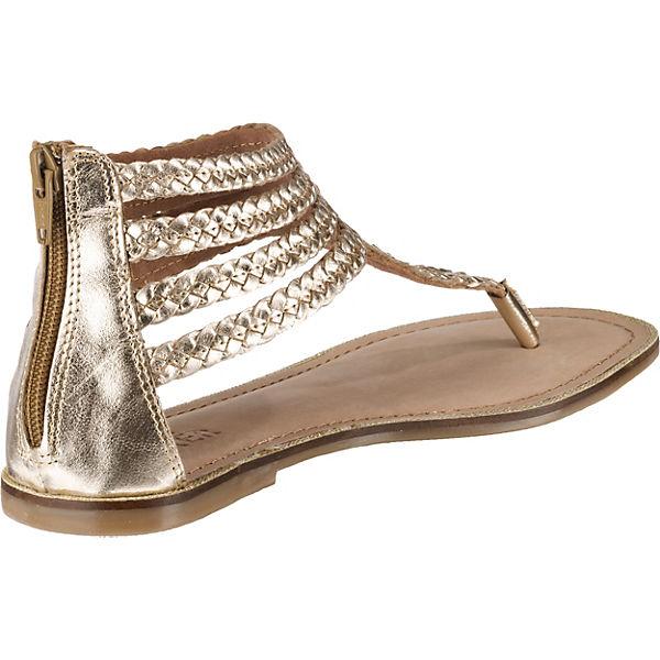 Bullboxer T steg sandalen T sandalen Gold steg Gold Bullboxer ER7n1wqx
