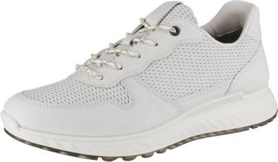 ecco, ST. 1 HYBRID Sneakers Low, weiß | mirapodo