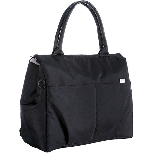 Wickeltasche Organizer Bag, Pure Black