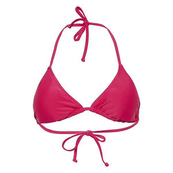 Pink Chiemsee Chiemsee Bikini Top Unifarben Bikini UMVqzpGLS