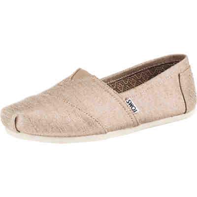 online retailer 29c94 51517 TOMS, TOMS Alpargata Slipper, beige